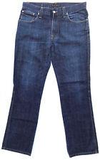 Nudie Jeans 'SLIM JIM DRY BROKEN TWILL' Jeans W34 L32 EUC RRP $249 Mens