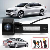 HD Caméra de Recul Auto pour VW Caddy/Passat/Jetta Golf Touran T5 Transporter