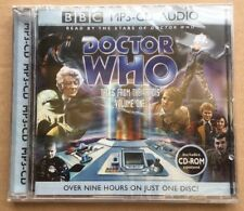 SEALED Doctor Who - Tales From The Tardis Vol 1 MP3 Cd Audio Book Ultra Rare!