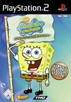 PS2 / Playstation 2 - SpongeBob Schwammkopf: Schlacht um Bikini Bottom mit OVP