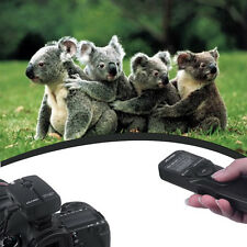 Wireless Shutter Timer Remote For Canon EOS 1100D 1000D 600D 500D 450D 350D 70D