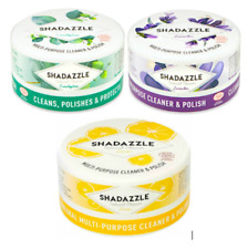 SHADAZZLE NATURAL MULTI-PURPOSE CLEANER/POLISH-EUCALYPTUS-BAKED on OVEN REMOVER