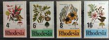 Rhodesia 1976 SG533/6 Trees of Rhodesia. MNH