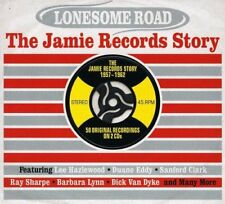 Lonesome Road - The Jamie Records Story 1957-1962 2CD NEW/SEALED