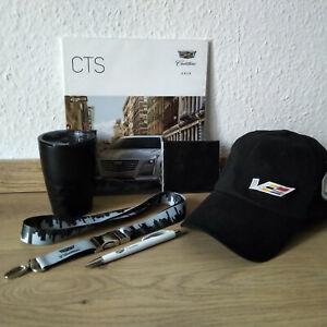 Cadillac original Basecap Schlüsselband Coffee Cup Cadillac Kugelschreiber CTS