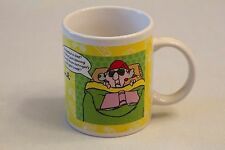 Maxine Comic Cartoon Old Lady Grouchy by Nature / Breakfast in Bed Mug