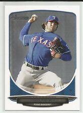 Cody Buckel Texas Rangers 2013 Bowman Prospect