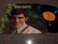 "Anthony Newley ""Newley Recorded"" LP"