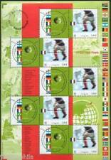 STAMP / TIMBRE FRANCE NEUF BLOC N° 49 ** SPORT / CHAMPIONNAT DU MONDE FOOTBALL