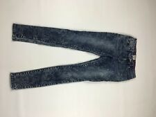 Women's Superdry 'Super Skinny' Jeans - W26 L32 - Acid Wash - Great Condition