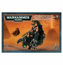 Warhammer 40k Necron Command/Annihilation Barge NIB