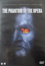 THE PHANTOM OF THE OPERA -  DVD