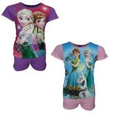 Ensemble pyjama à manches courtes en 8 ans pour fille de 2 à 16 ans