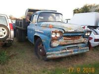 Chevrolet viking 60 project rat rod american may px