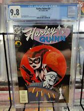 "HARLEY QUINN #29 (2000 SERIES) - CGC GRADE 9.8 -  ""HARLEY'S GOT A STALKER?""!"