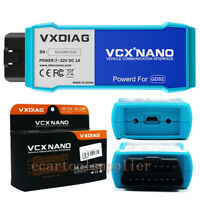 VXDIAG VCX NANO For GM/Opel GDS2 ECU Reprogrammer Coding WIFI Scanner Diagnostic