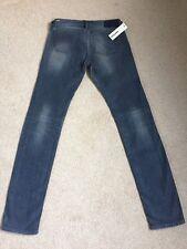 NUOVO Donna Superdry Xeroz 0884n lavaggio Diesel regular slim straight jeans w26 l32 (1005)