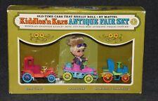 Liddle Kiddles 1969 #3806 N Kars Antique Fair Set MIB NRFB