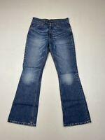 LEVI'S 525 BOOTCUT Jeans - W30 L32 - Blue - Great Condition - Women's