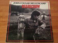 JOHN COUGAR MELLENCAMP Scarecrow 1985 UK Vinyl LP  EXCELLENT CONDITION