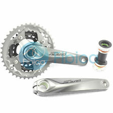 New 2015 Shimano Alivio MTB Crank Crankset FC-M4050 with BB for M4000 HollowTech