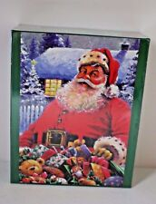 Brother Sister Christmas Party 1000-pc Jigsaw Puzzle Santa Toys New Sealed 27x39