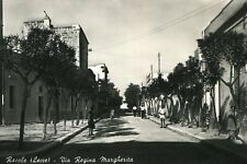 Carte ITALIE RACALE Lecce Via Regina Margherita