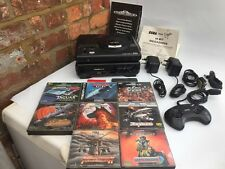 Sega Mega cd 1 Console Bundle - Tested Working ! With Games Free Uk Pp