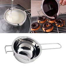 1Pcs Stainless Chocolate Butter Melting Pot Pan Kitchen Milk-Bowl Double Boiler.