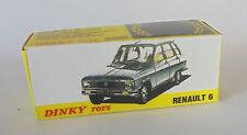 Repro box DINKY Nº 1453 renault 6