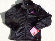 100%+ RARE! XL BLACK PINK RIBBON PR NORTH FACE OSITO 2 JACKET WOMENS  B4BC  GIFT
