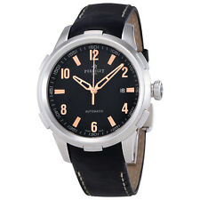 Perrelet Class-T Automatic Black Dial  Mens Watch A1068/3