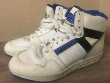 Vintage Rare Airflow Leather Basketball Shoes Men's US 9.5