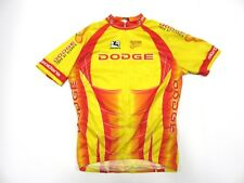 Giordana DODGE Tour De Georgia Cycling Jersey Adult Size XL-5-52 Made in Italy