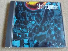 CD USHERHOUSE – Molting (1993)