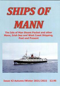 Ships of Mann, Issue 42 Autumn/Winter 2021/22