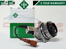 FOR VW AUDI SKODA SEAT DIESEL WATER PUMP PLUS SENSOR 04L121011P INA GERMANY