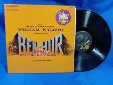 Ben-Hur OST LP MGM S1E1