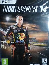 NASCAR 14. JUEGO PARA PC. CARRERAS. NUEVO, PRECINTADO.