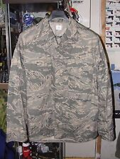 Veste US Air Force Tiger Stripe Digital taille 36L Armée Américaine BDU jacket