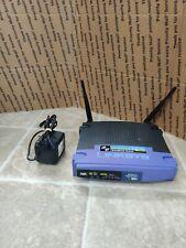 Linksys WRT54G v4 wirelss router