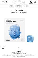 DR. JART+ Rubber Mask Hydration Lover Mask 43 g/ 1.5 oz