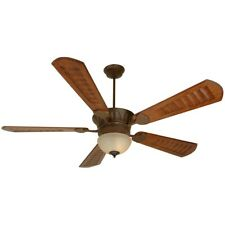 "Craftmade Ceiling Fan, Aged Bronze DC Epic w/ 70"" Blades - K10684"