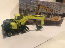 NZG Conrad Liebherr A314 wheel excavator Dura Vermeer