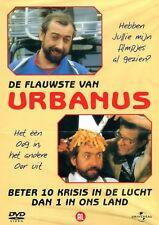 Urbanus : De flauwste van Urbanus & Beter 10 krisis in de lucht (DVD)