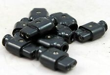 Lot of 10 off 2 way plugs, 5C/457 for RAF aircraft (G)