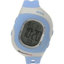 BODYFIT Women's Catalyst Heart Rate Monitor (Light Blue) (Brand New)