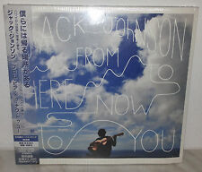 CD JACK JOHNSON - FROM HERE - JAPAN - UICU-1245