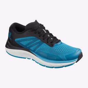 Solomon SONIC RA MAX 2 Men's Running Shoe US 8 / EU 41.5 HAWAIIAN BLUE/BLACK