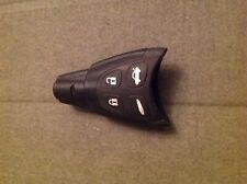 Saab 4 button  remote smart car key fob